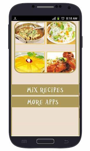 Mix Urdu Recipes