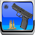 Fire Gun Equipment Screen Lock icon