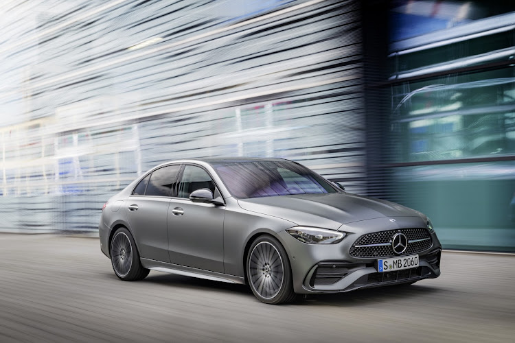 The new C-Class will be built in SA and go on local sale later this year. Picture: SUPPLIED