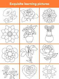 How To Draw Flowers APK screenshot thumbnail 16