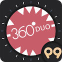 360 Duo : Rotate and Move Everywhere icon