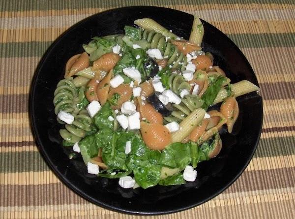 Spinach Parsley Pesto Recipe