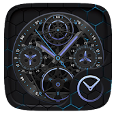 BlackTechnology GO Clock Theme