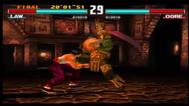 Download PS Tekken 3 Mobile Fight Game Tips APK latest version app