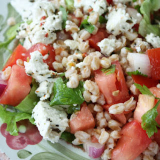 Summer Tabouli with Farro
