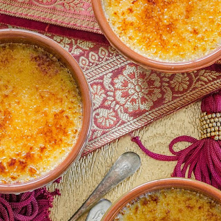 Indian-Style Saffron and Cardamom Crème Brûlée + Diwali with The Real Canadian Superstore.