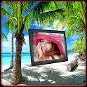 Island Photo Frame icon