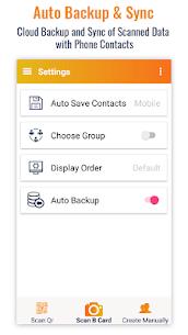 Business Card Scanner & Reader-Free Card Reader v4.5363 (SAP)(Premium) 5