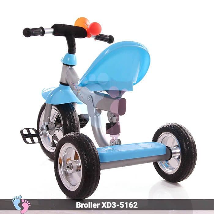 Xe đạp trẻ em 3 bánh Broller XD3-5162 4
