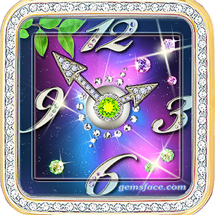 Jewelry Sparkling Watch Faces- screenshot thumbnail