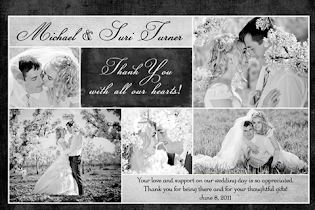 Wedding Thanks Card - screenshot thumbnail 02