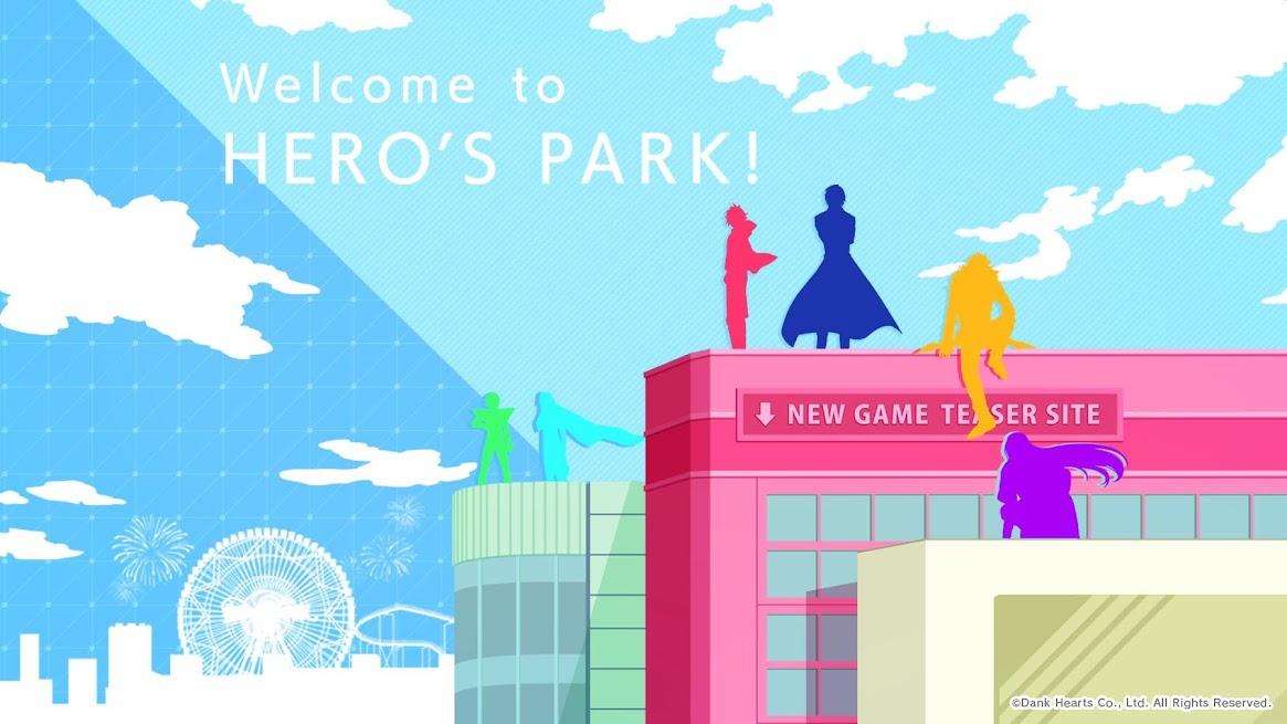 【画像】『ヒーロー'sパーク』ティザー3
