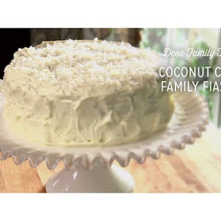 Coconut Cake Cakepaula Deen