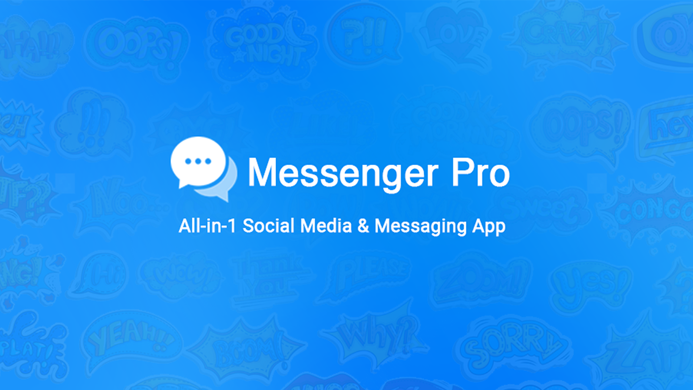 Messenger : Free Texts and Messages