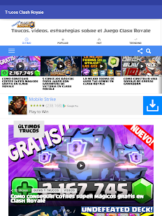 Trucos Clash Royale- screenshot thumbnail