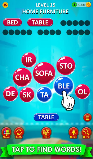 Word Game 2020 - Word Connect Puzzle Game apkdebit screenshots 4