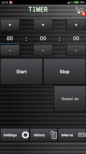 Stopwatch and Timer Pro- screenshot thumbnail