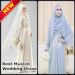 Best Muslim Wedding Dress Icon