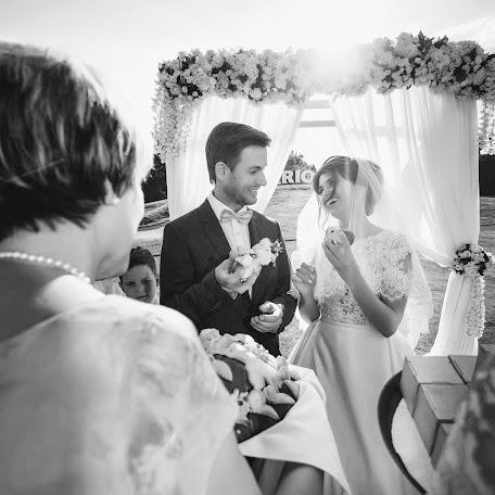 Wedding photographer Ekaterina Mikhalakiy (Savoyar). Photo of 06.04.2017