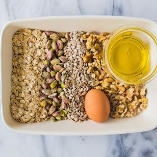 Savory Granola Croutons