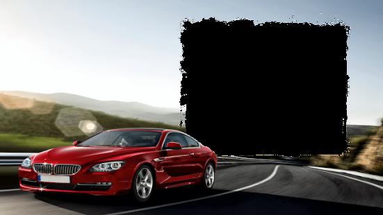 Cool Car Photo Frame - náhled