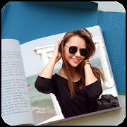 Book Photo Frames
