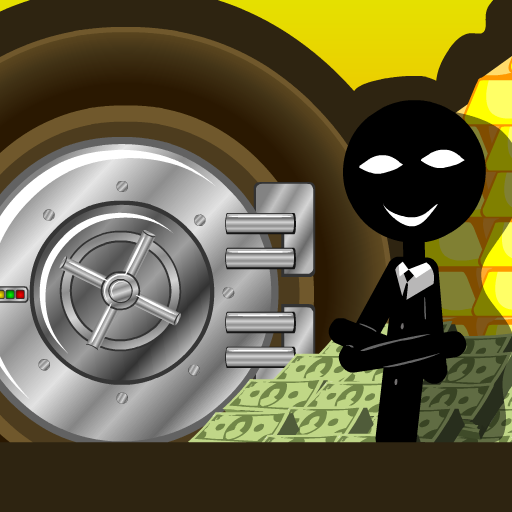 Stickman mentalist. Kill the banker
