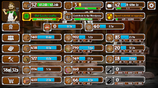 Craftsmith – Idle Crafting Game 7