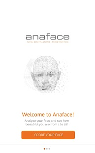 Anaface - Beauty Calculator- screenshot thumbnail