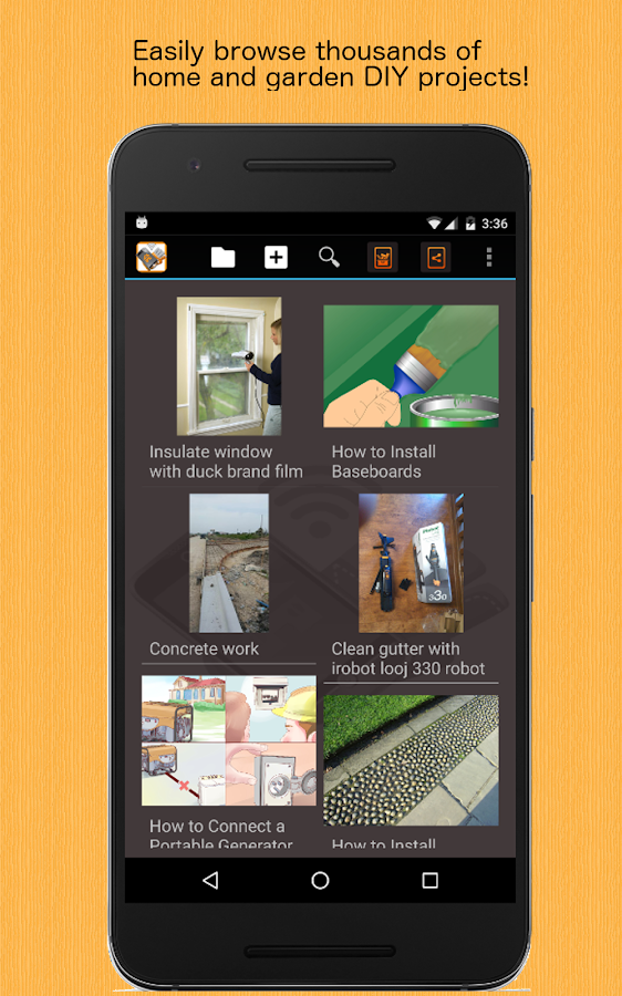 Handymobi home improvement diy android apps on google play for Apps for home remodeling