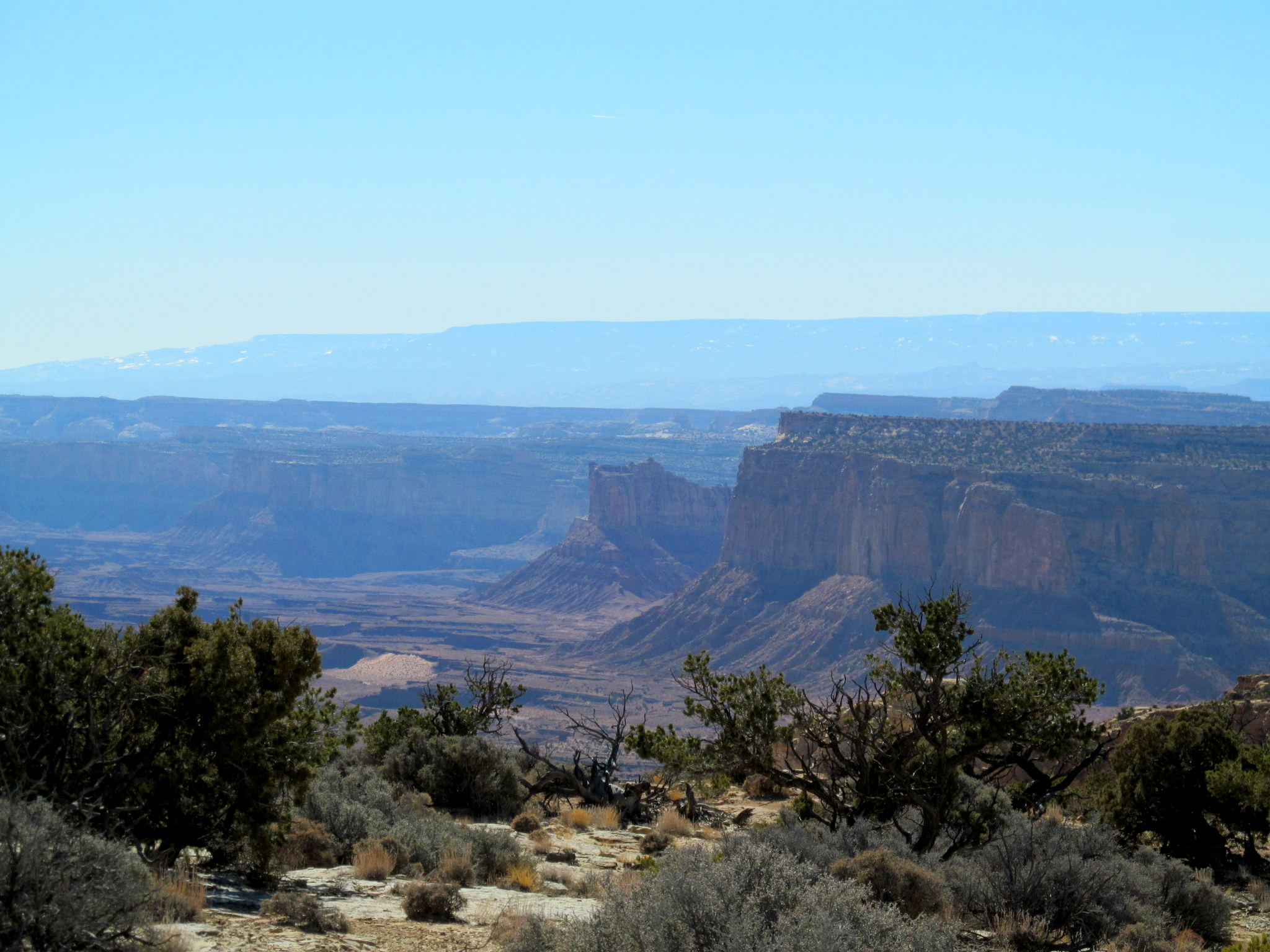 Photo: View toward Tomsich Butte and Muddy Creek