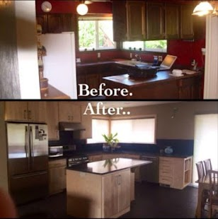 Kitchen remodel ideas android apps on google play for Decorating a mobile home on a budget