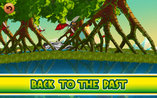 Fun Kid Racing Dinosaurs World screenshot 5