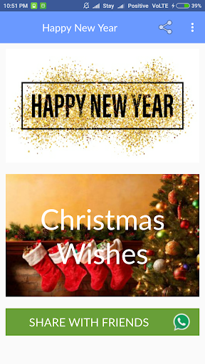 New Year Xmas 2017 Sms Wishes APK download | APKPure.co