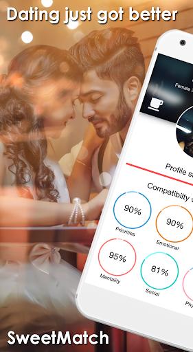 SweetMatch- Free Dating, Flirting, Chat 20.0.0 1
