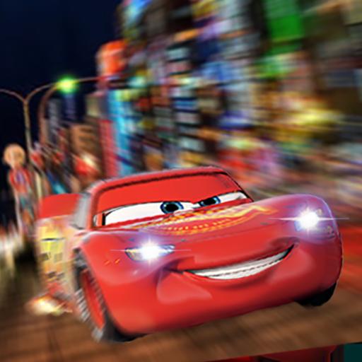 Ultimate Mcqueen Race Lightning