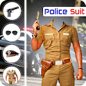 Man Police Suit Photo Editor-Man Police Photo Suit icon