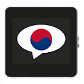Korean for SmartWatch 2 icon