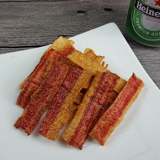 Crispy Crab Stick (炸蟹柳条) Recipe
