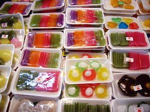 Photo: Sugary Sweet #FoodFriday :- With more 'E' Numbers than you can wave a stick at these Thai deserts, sweets and candies are guaranteed to make any child run around like a headless chicken or thing possessed. Marvelous.  Photography by Justin Hill ©