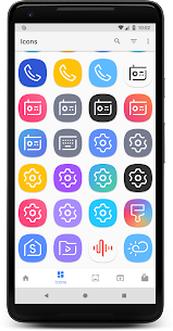 UX Experience S9 – Icon Pack APK 2
