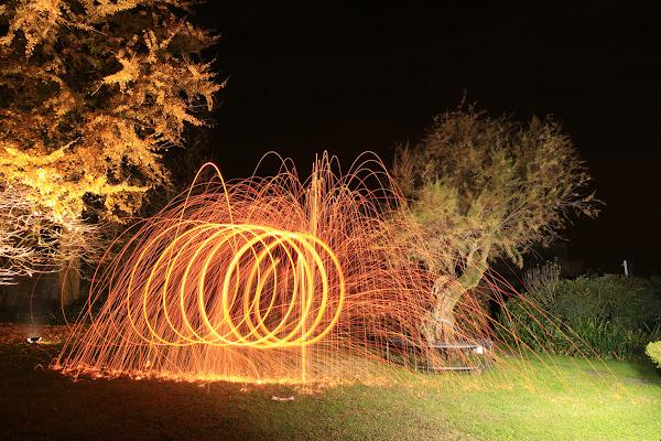 giochi di luce in giardino di PaolaTizi