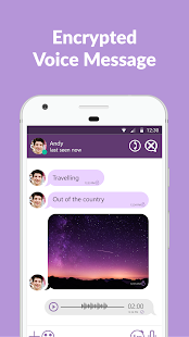 StealthChat: Private Messaging- screenshot thumbnail