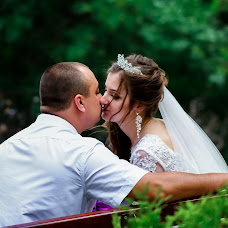 Wedding photographer Darya Khripkova (myplanet5100). Photo of 25.07.2018