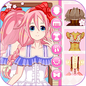 Tải Game Dress Up My Anime Character