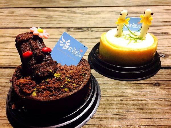 ✿海是甜的 Honey Ocean✿復活的巨人、花園鰻~ 超夯超可愛主題小蛋糕 ! 萌的療癒人心呀~