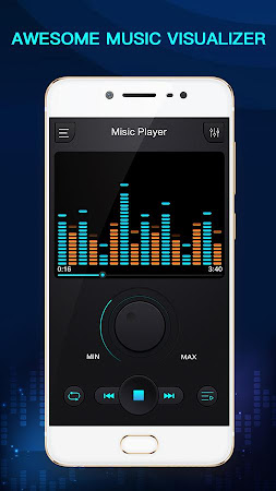 Free Music - MP3 Player, Equalizer & Bass Booster 1.0.0 screenshot 2093760