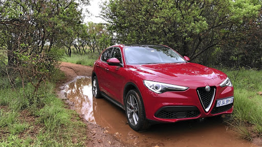 Alfa Romeo Stelvio Is Full Of Surprises