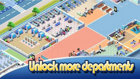 Idle Hospital Tycoon Apk Download For Android and Iphone 2