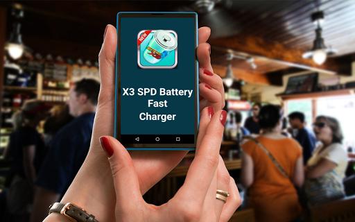X3 SPD 배터리 빠른 충전기